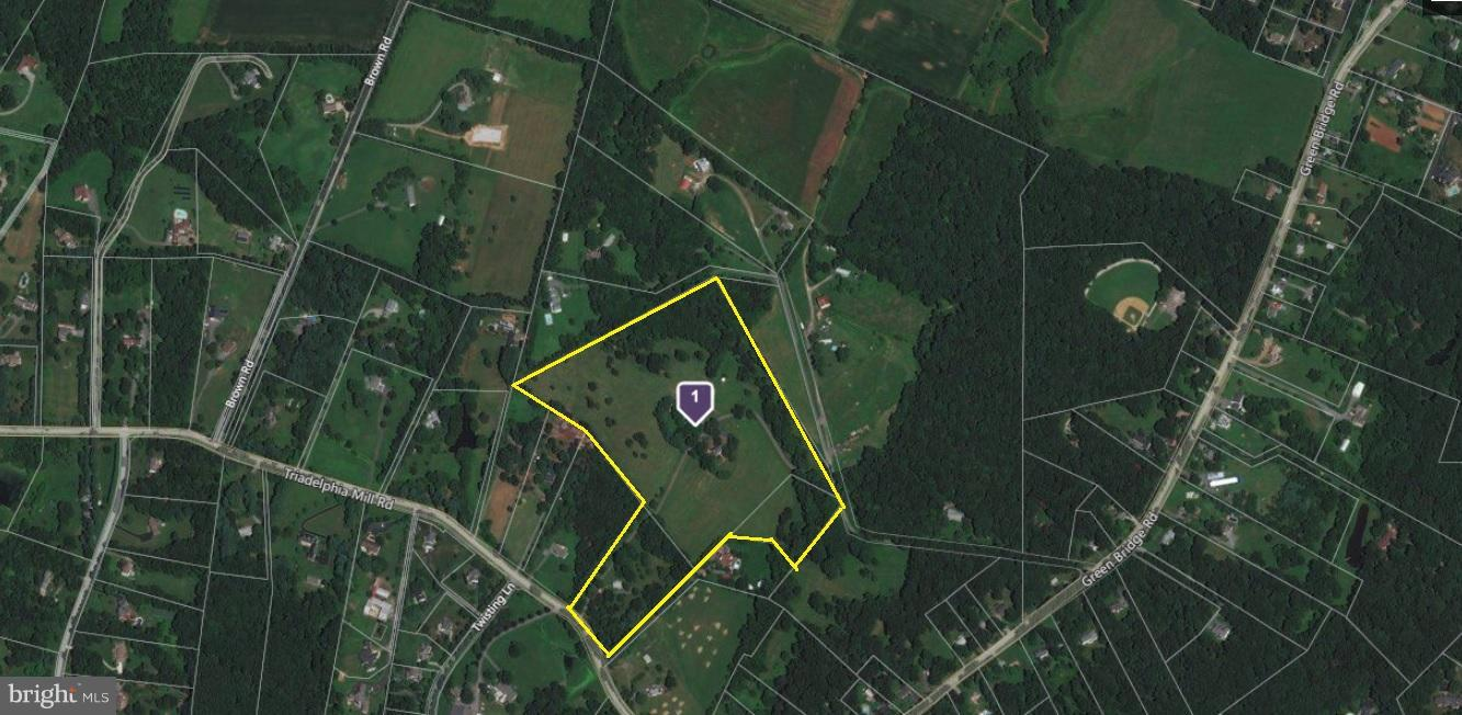 Land for Sale at 14190 Triadelphia Mill Rd Dayton, Maryland 21036 United States