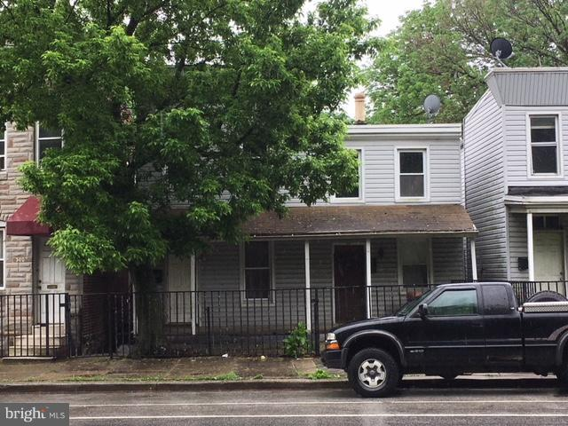 Single Family for Sale at 3011 Frederick Ave Baltimore, Maryland 21223 United States