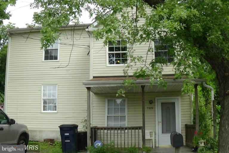 Single Family for Sale at 709 58th Ave Fairmount Heights, Maryland 20743 United States