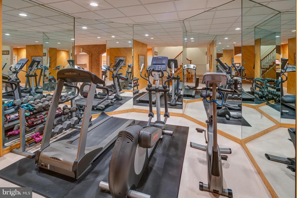 Fitness Room - 9531 RIVER RD, POTOMAC