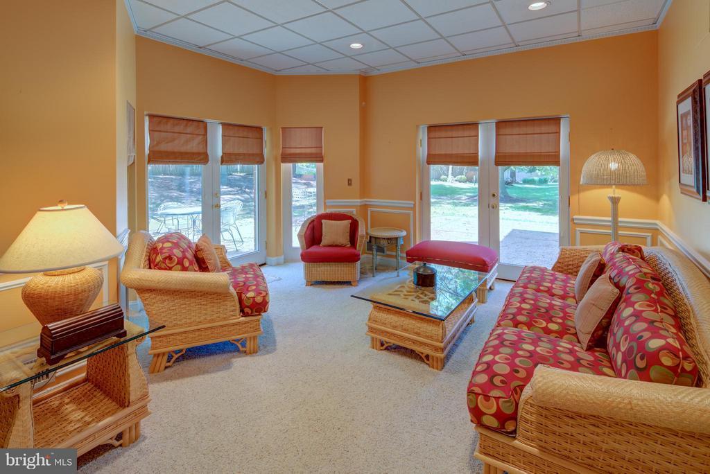 Recreation Room - 9531 RIVER RD, POTOMAC