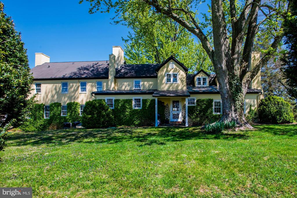 4517  WINCHESTER ROAD, Marshall in FAUQUIER County, VA 20115 Home for Sale