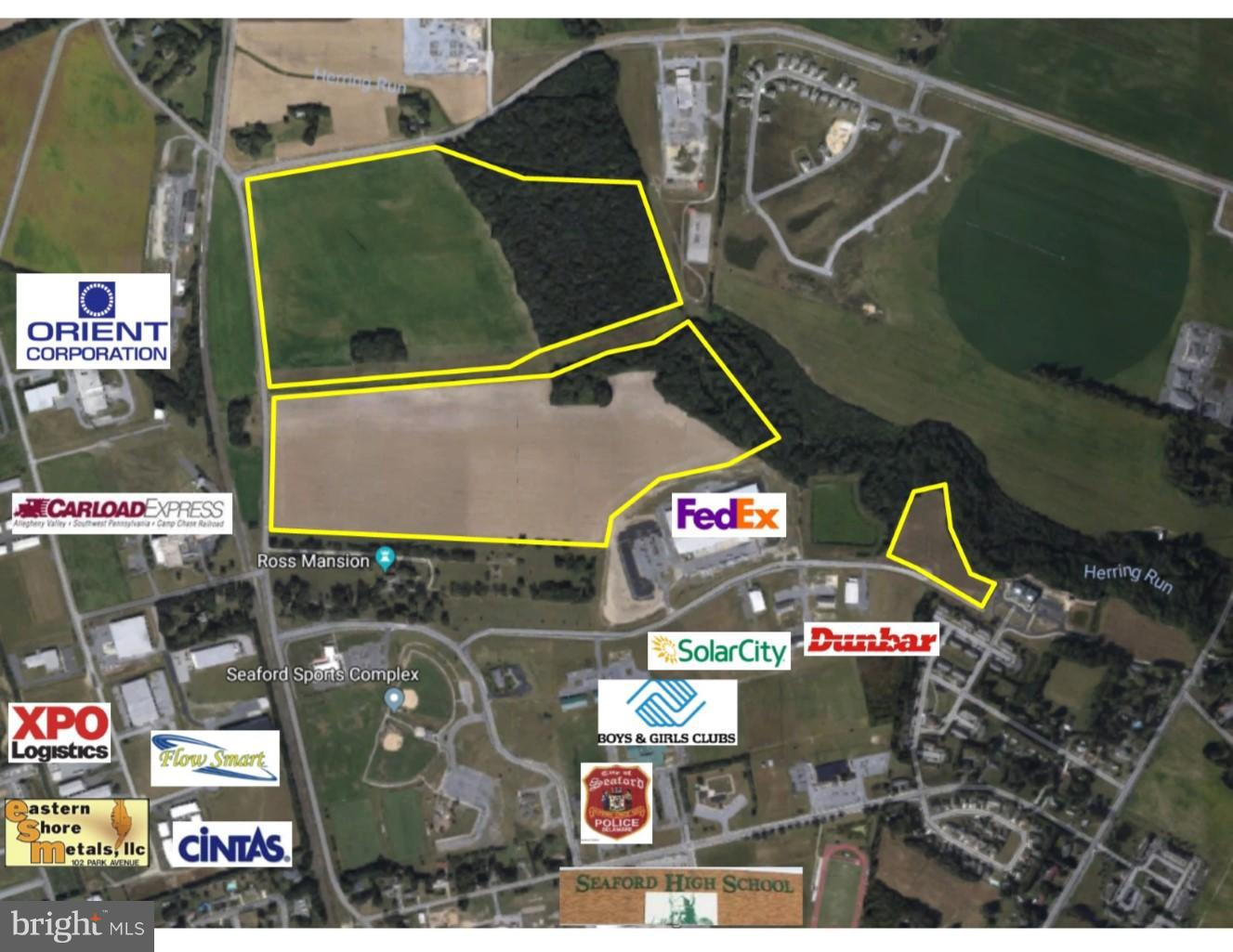 Land for Sale at Ross Business Park Seaford, Delaware 19973 United States