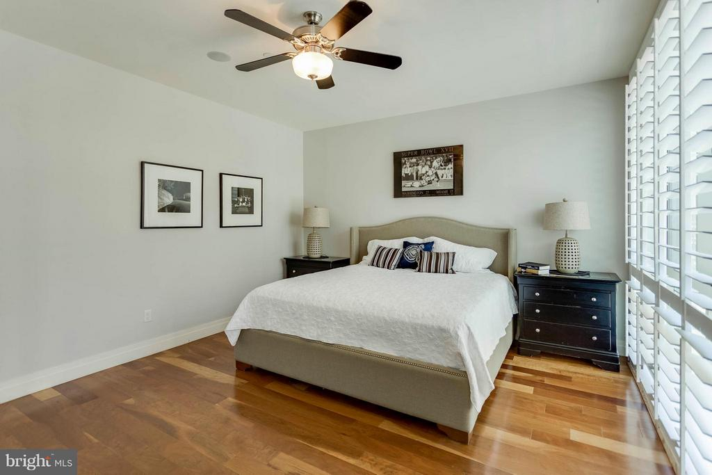 Bedroom (Master) - 147 WATERFRONT ST #402, NATIONAL HARBOR