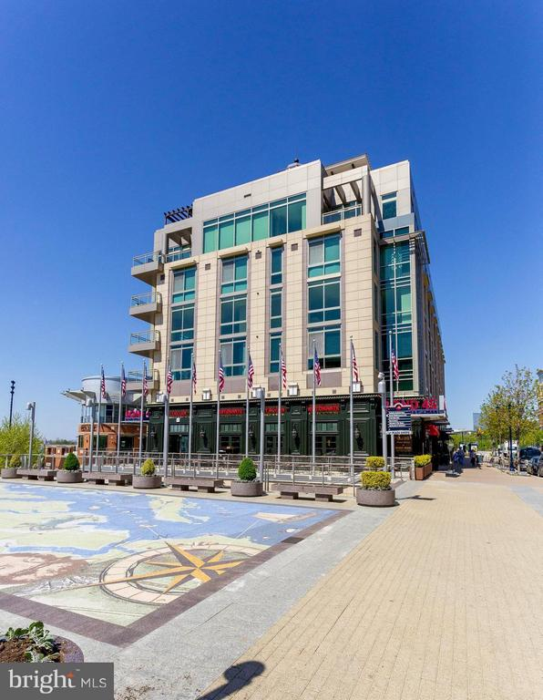 Exterior (General) - 147 WATERFRONT ST #402, NATIONAL HARBOR