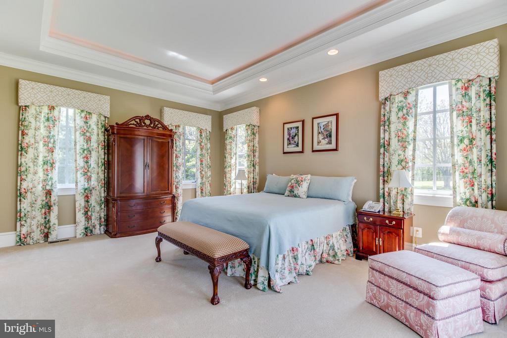 Main floor bedroom - 2916 SMITHFIELD CT, FREDERICKSBURG