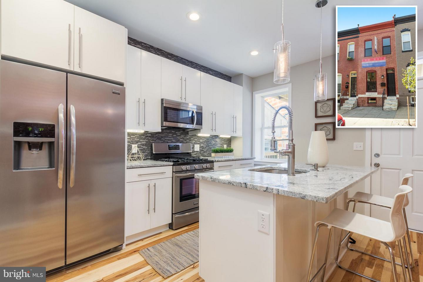 Single Family for Sale at 112 Potomac St N Baltimore, Maryland 21224 United States