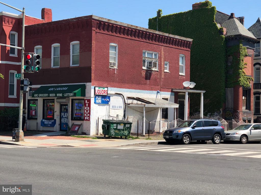 Exterior (Front) - 1401 6TH ST NW, WASHINGTON