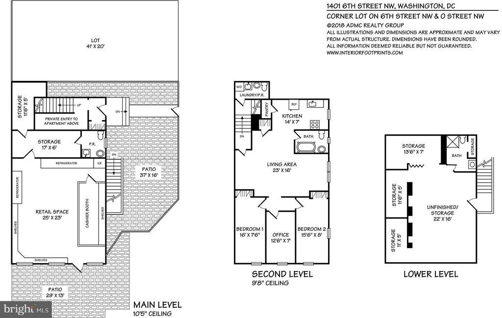 Interior (General) - 1401 6TH ST NW, WASHINGTON