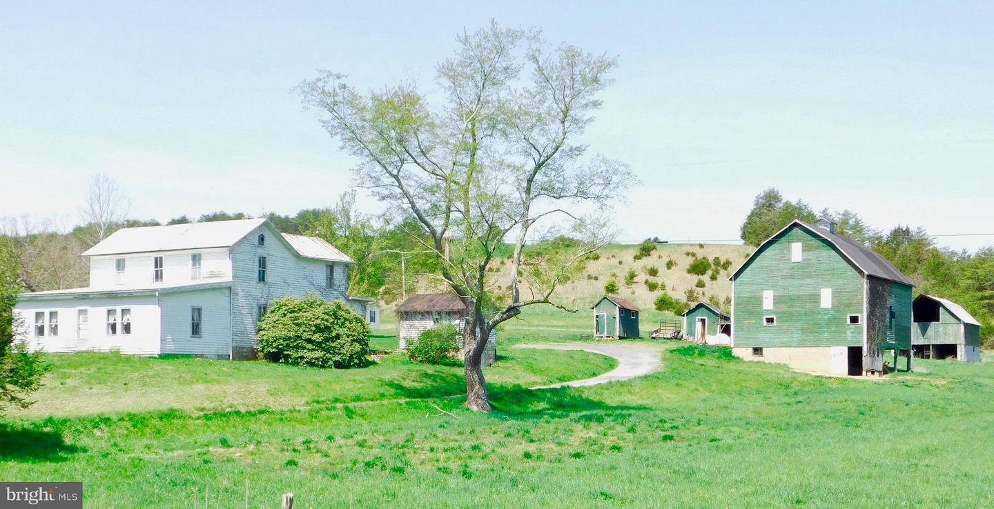 Farm for Sale at 0 River Rd N Augusta, West Virginia 26704 United States