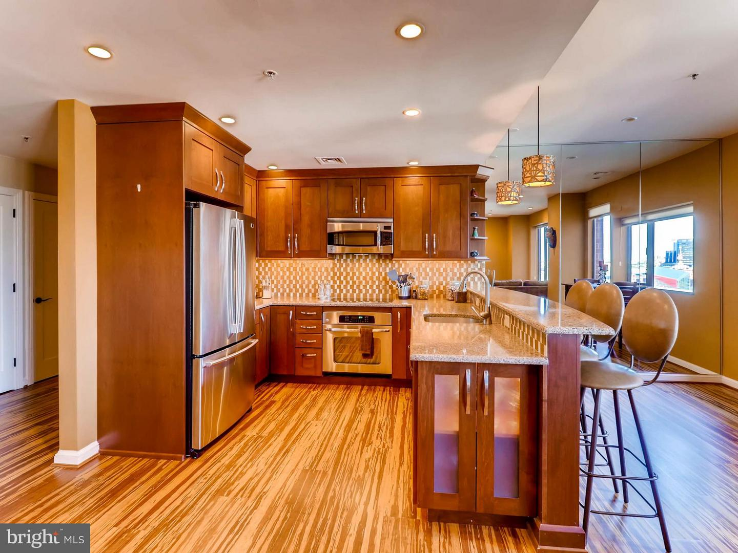 Single Family for Sale at 10 Lee St #1105 Baltimore, Maryland 21202 United States