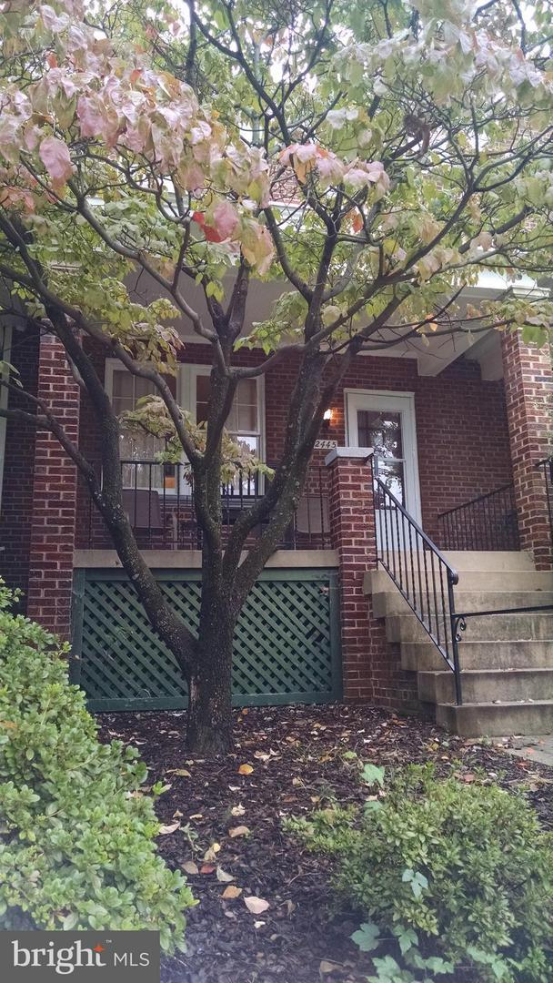 Other Residential for Rent at 2445 39th Pl NW Washington, District Of Columbia 20007 United States