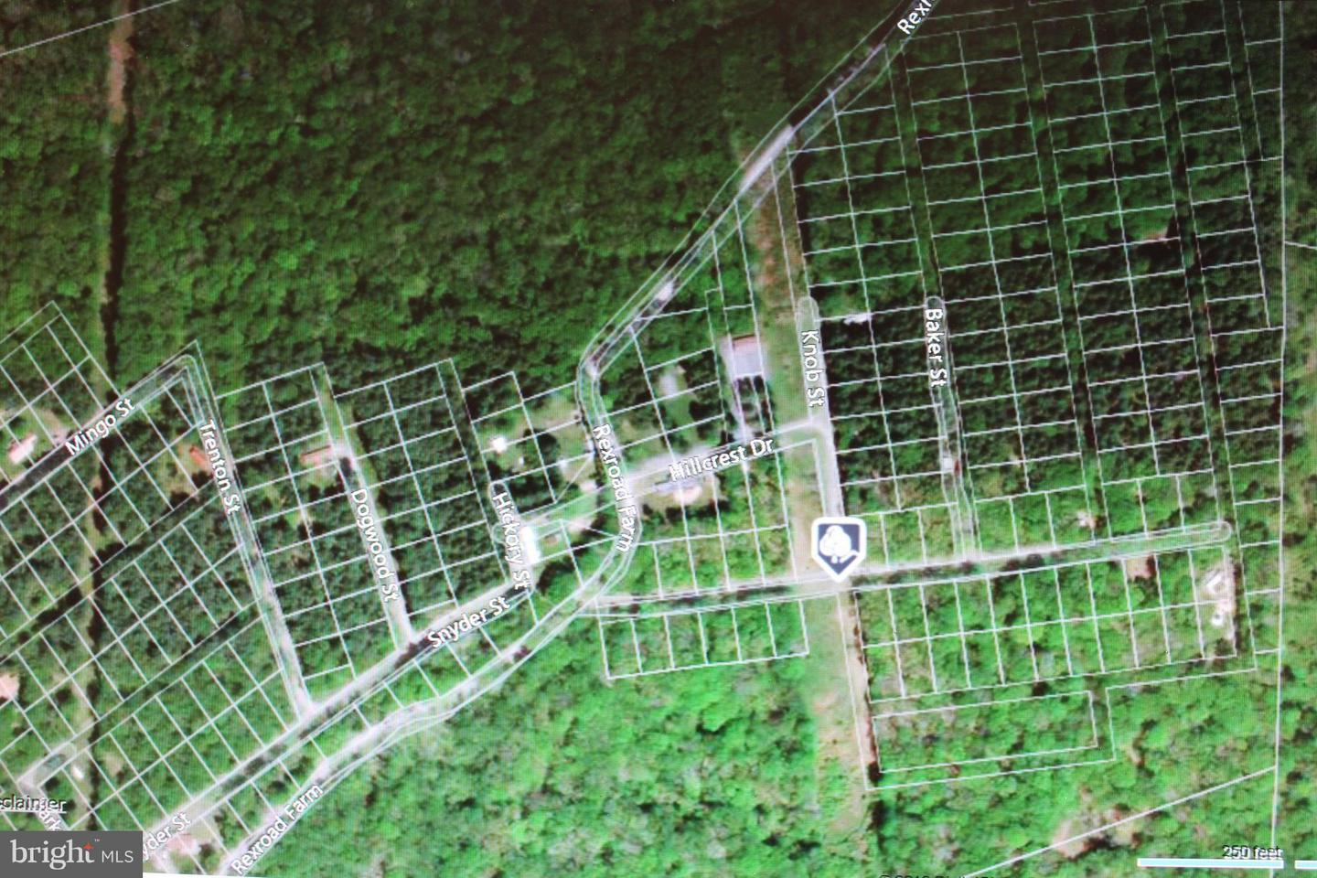 Land for Sale at Knob St Bruceton Mills, West Virginia 26525 United States