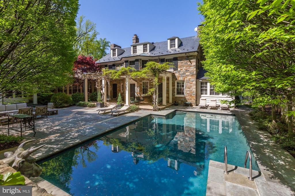 Beautiful Pool ) - 4880 GLENBROOK RD NW, WASHINGTON