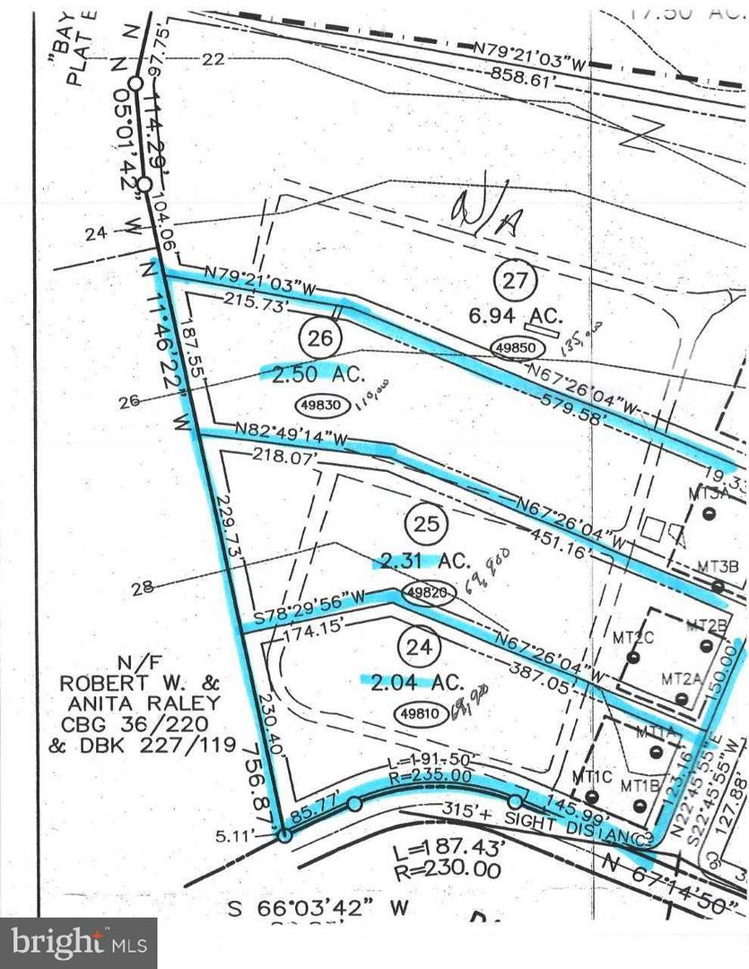 Land for Sale at 49810 Dan Ct Dameron, Maryland 20628 United States