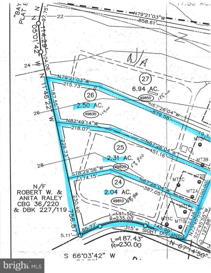 Land for Sale at 49830 Dan Ct Dameron, Maryland 20628 United States