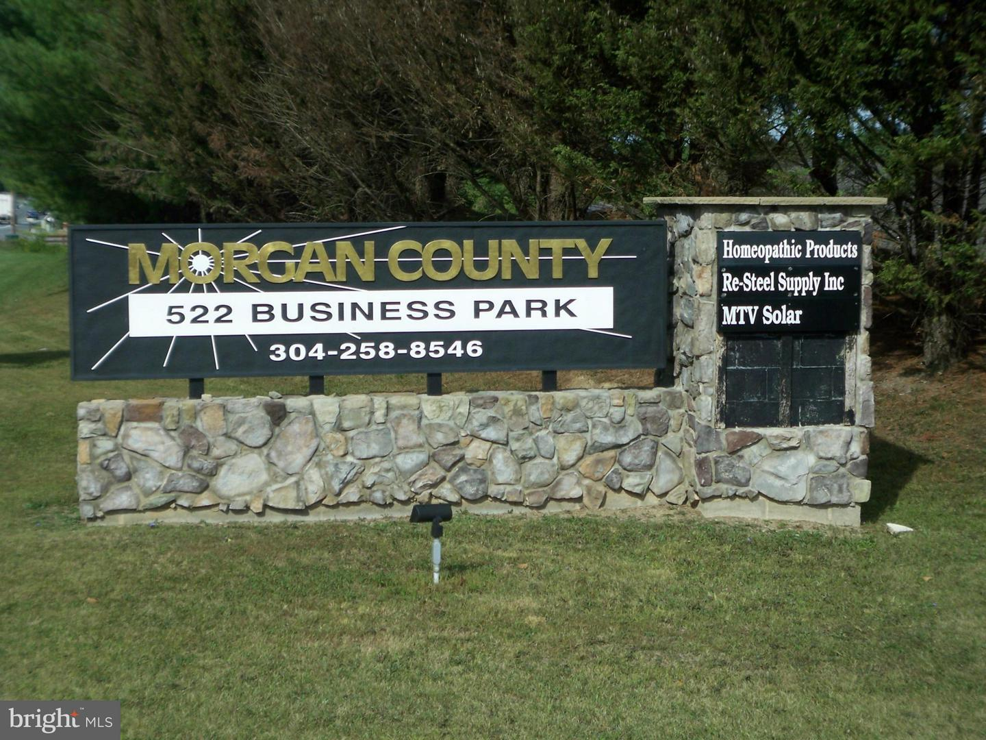 Commercial for Sale at 8 Off Us Rt 522 S Berkeley Springs, West Virginia 25411 United States