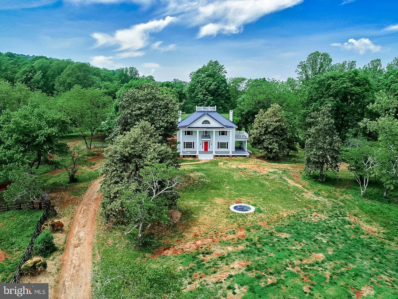 Farm for Sale at 7341 Magnolia Pl Gordonsville, Virginia 22942 United States