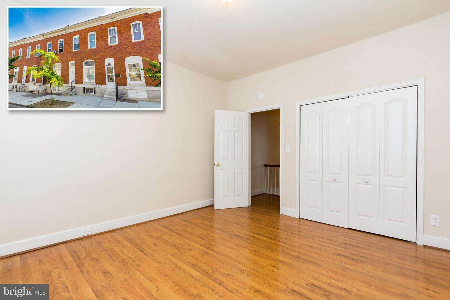Single Family for Sale at 723 Milton Ave N Baltimore, Maryland 21205 United States