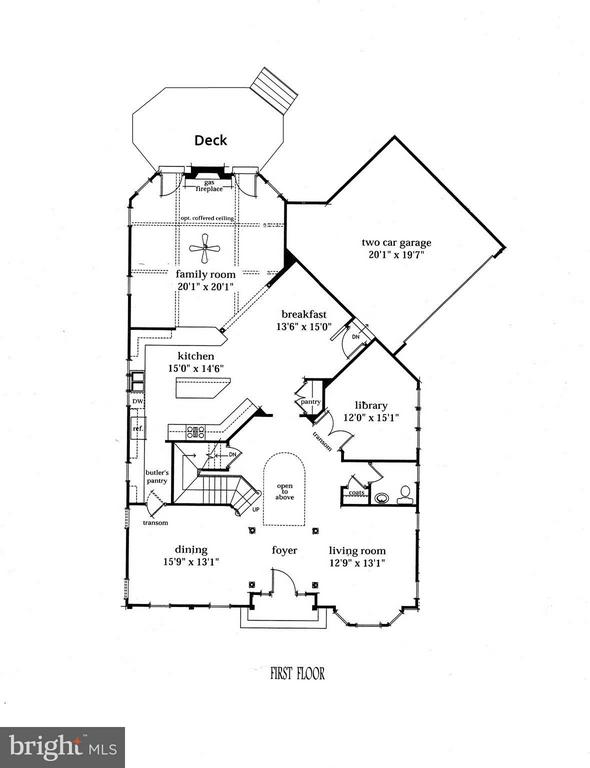 Interior (General) - 24933 CASTLETON DR, CHANTILLY