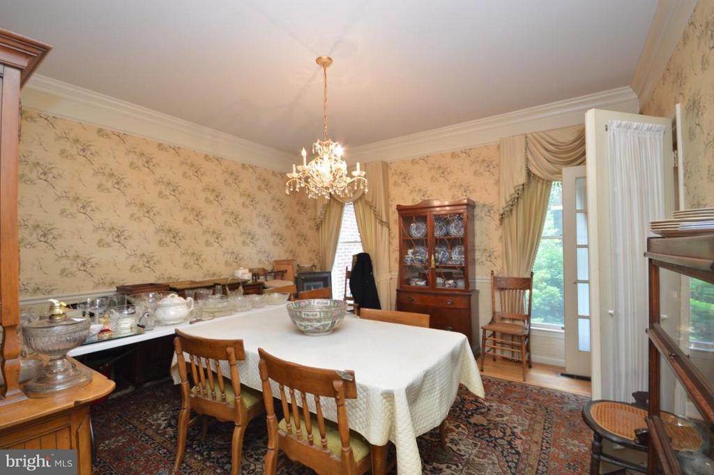 Dining Room - 8386 BRIARMONT LN, MANASSAS