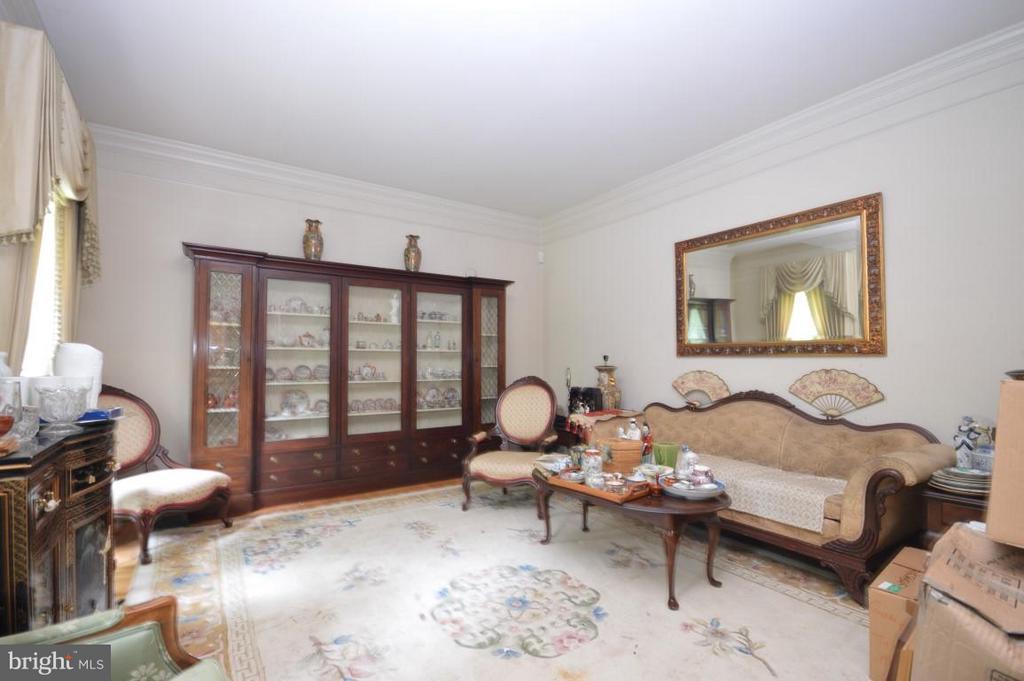 Living Room - 8386 BRIARMONT LN, MANASSAS