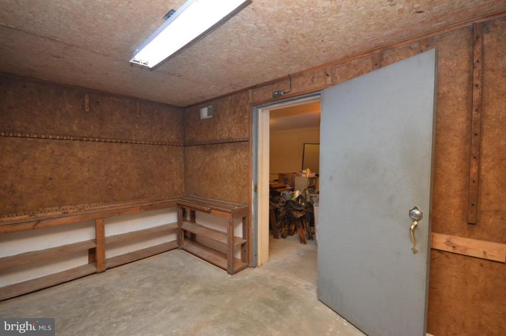 Basement Vault - 8386 BRIARMONT LN, MANASSAS