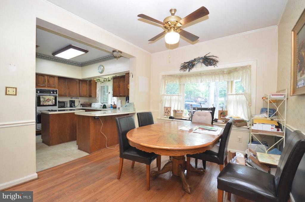 Breakfast Room - 8386 BRIARMONT LN, MANASSAS
