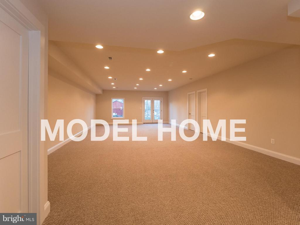 Basement - 2015 NORDLIE PL, FALLS CHURCH