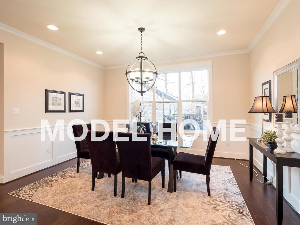 Dining Room - 2015 NORDLIE PL, FALLS CHURCH