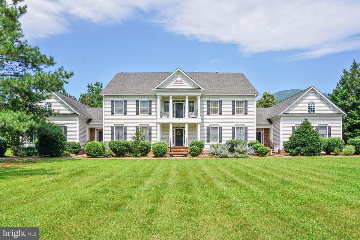 Single Family for Sale at 825 Rockfish Valley Hwy Nellysford, Virginia 22958 United States