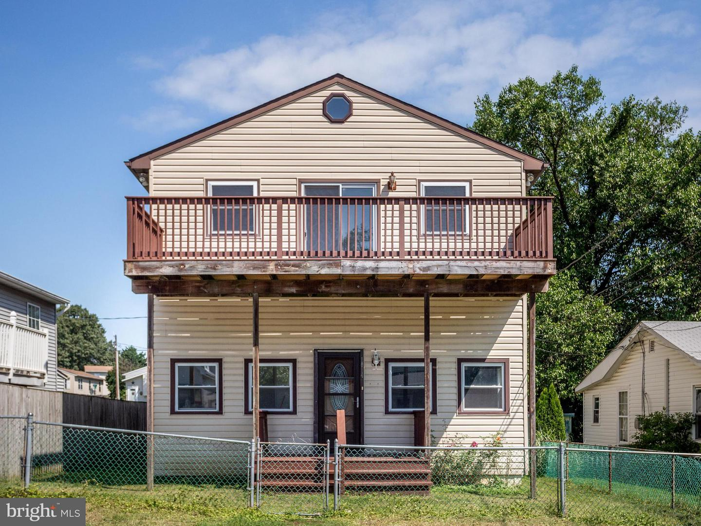 Single Family for Sale at 1014 Belvedere Pl Orchard Beach, Maryland 21226 United States