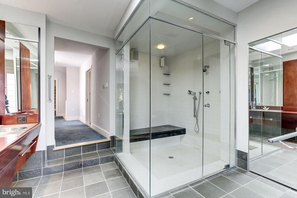 Bath (Master) Steam Room Shower - 218 MARYLAND AVE NE, WASHINGTON