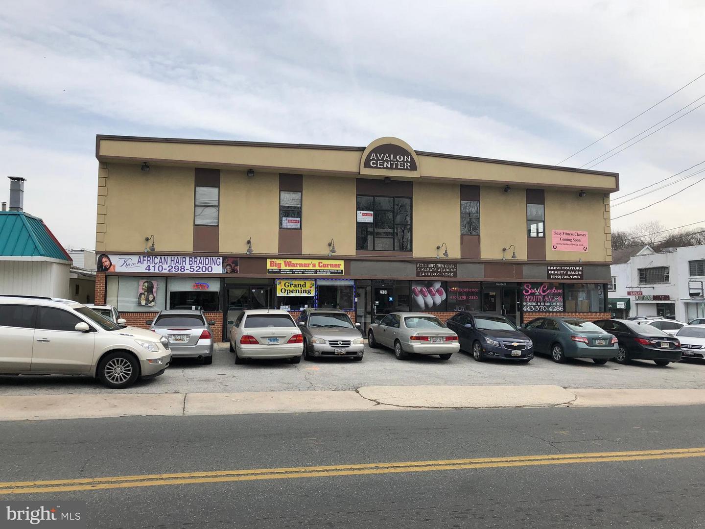 Other Residential for Rent at 2100 Gwynn Oak Ave Gwynn Oak, Maryland 21207 United States