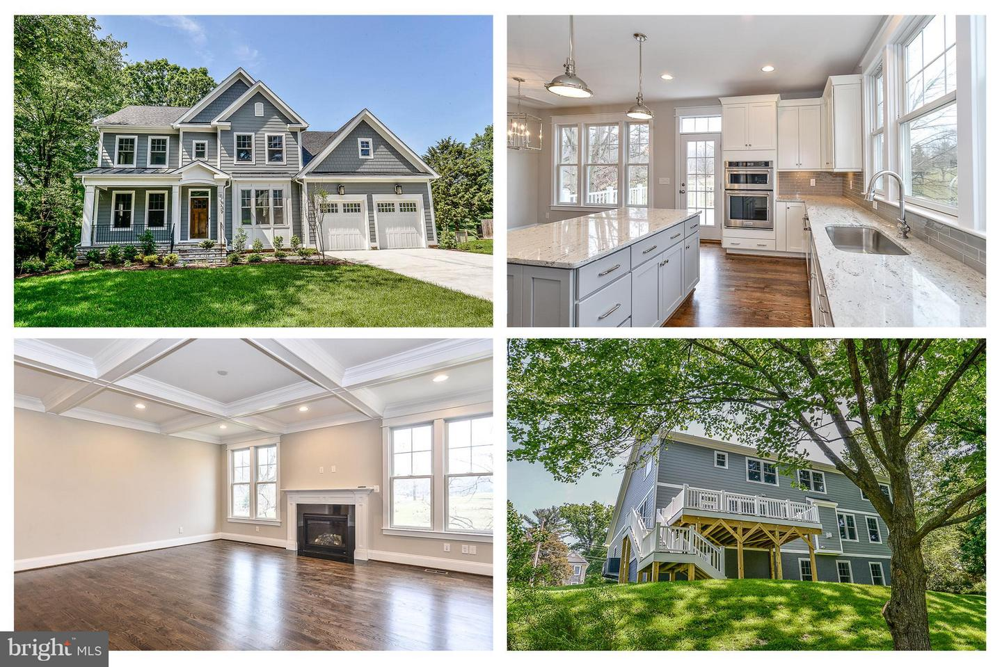 Single Family Home for Sale at 7937 Jansen Drive 7937 Jansen Drive Springfield, Virginia 22152 United States