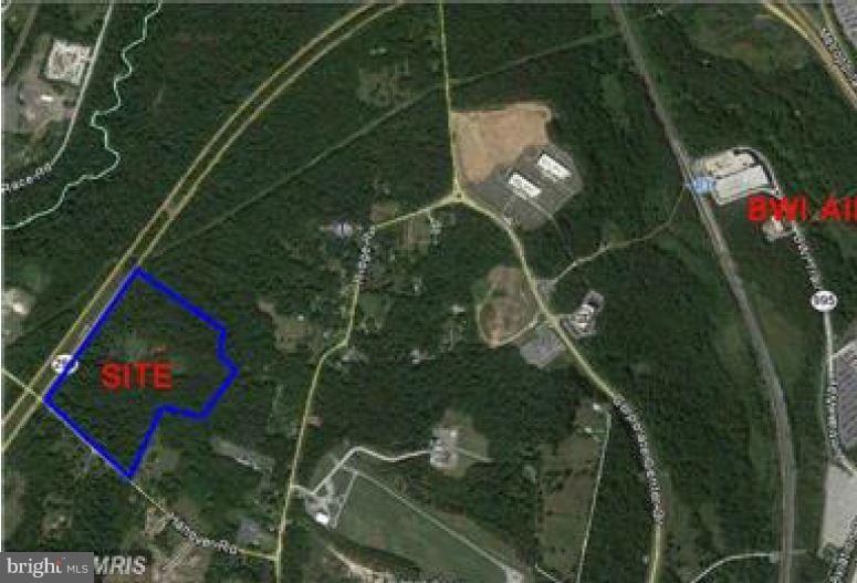 Land for Sale at Hanover Road Hanover Road Hanover, Maryland 21076 United States