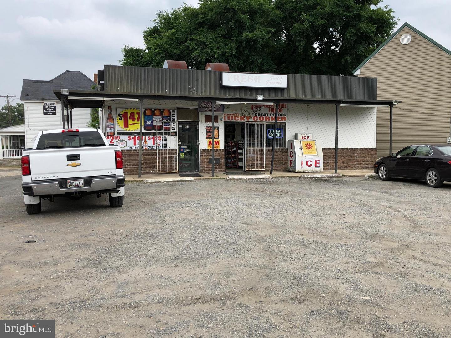 Commercial for Sale at 301 E Central Ave Federalsburg, Maryland 21632 United States