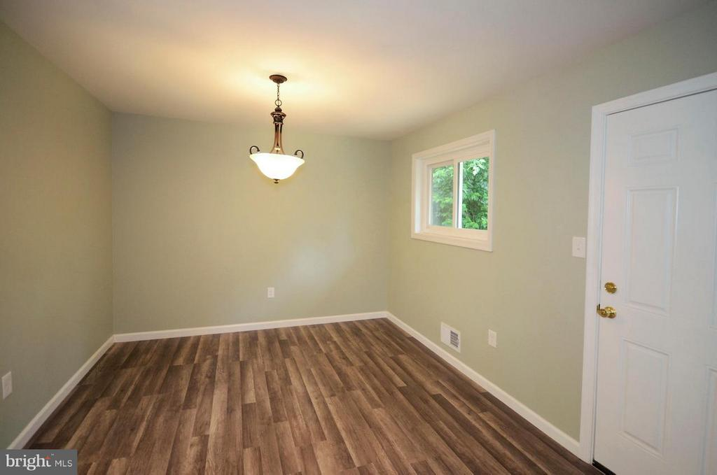 dining room - 6007 LADD RD, SUITLAND