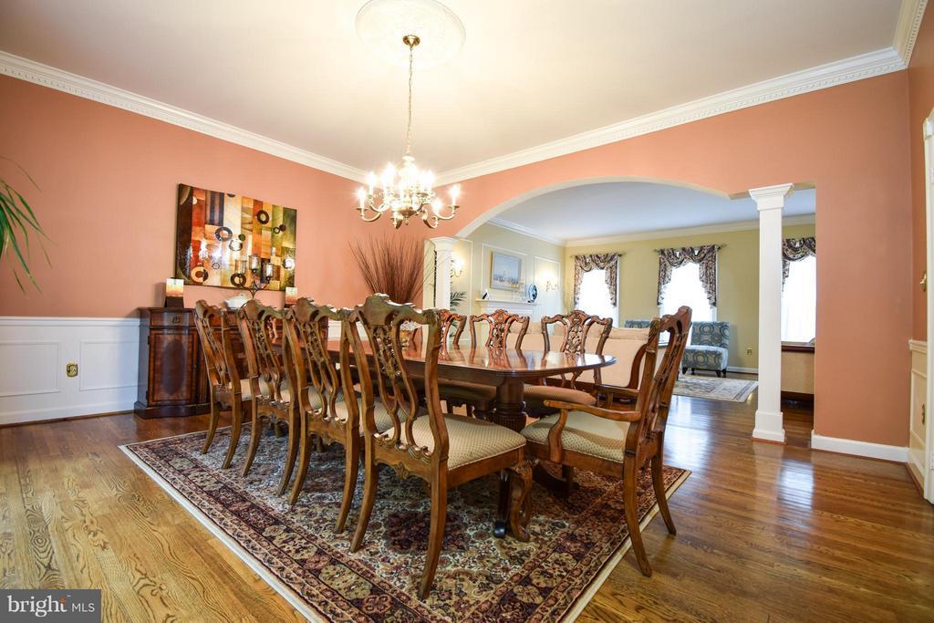 Dining Room - 9811 HAMPTON RD, FAIRFAX STATION