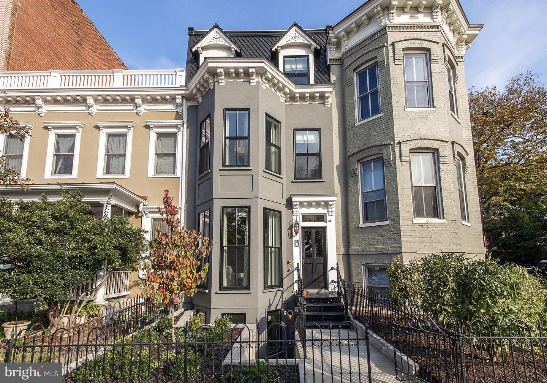 Multi-Family Home for Sale at 418 Seward Sq Se 418 Seward Sq Se Washington, District Of Columbia 20003 United States