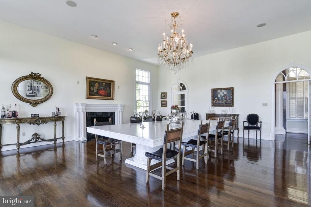 Large Open-Dining room - 4 POINTERS RIDGE CT, FREDERICKSBURG