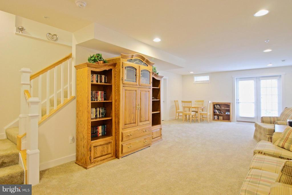 Basement - 2451 CONQUEROR CT, DUMFRIES