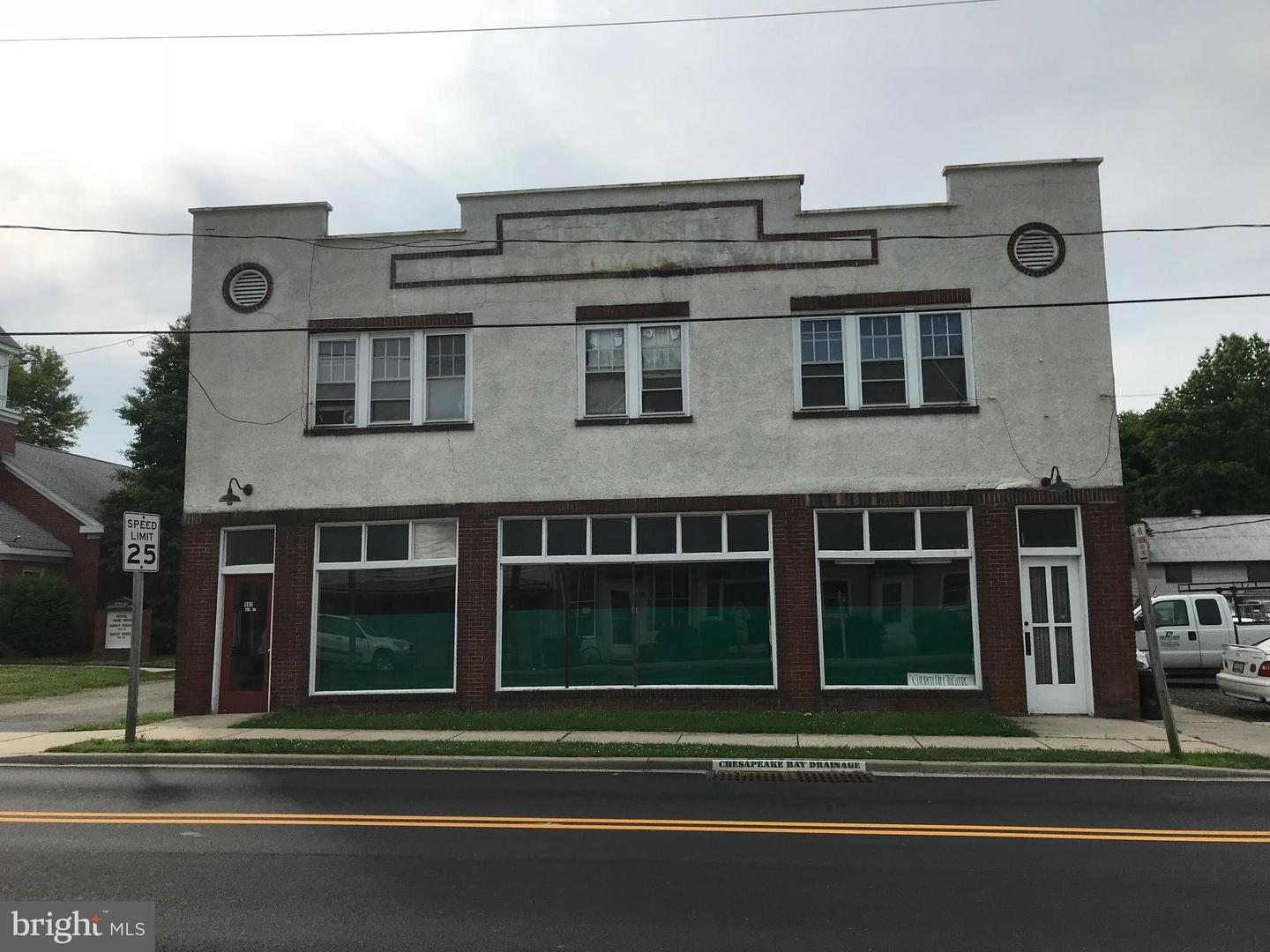 Commercial for Sale at 502 Main St Church Hill, Maryland 21623 United States