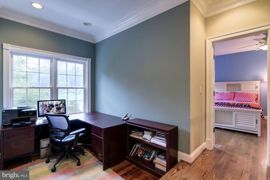 Bedroom Office - 8633 FENWAY RD, BETHESDA