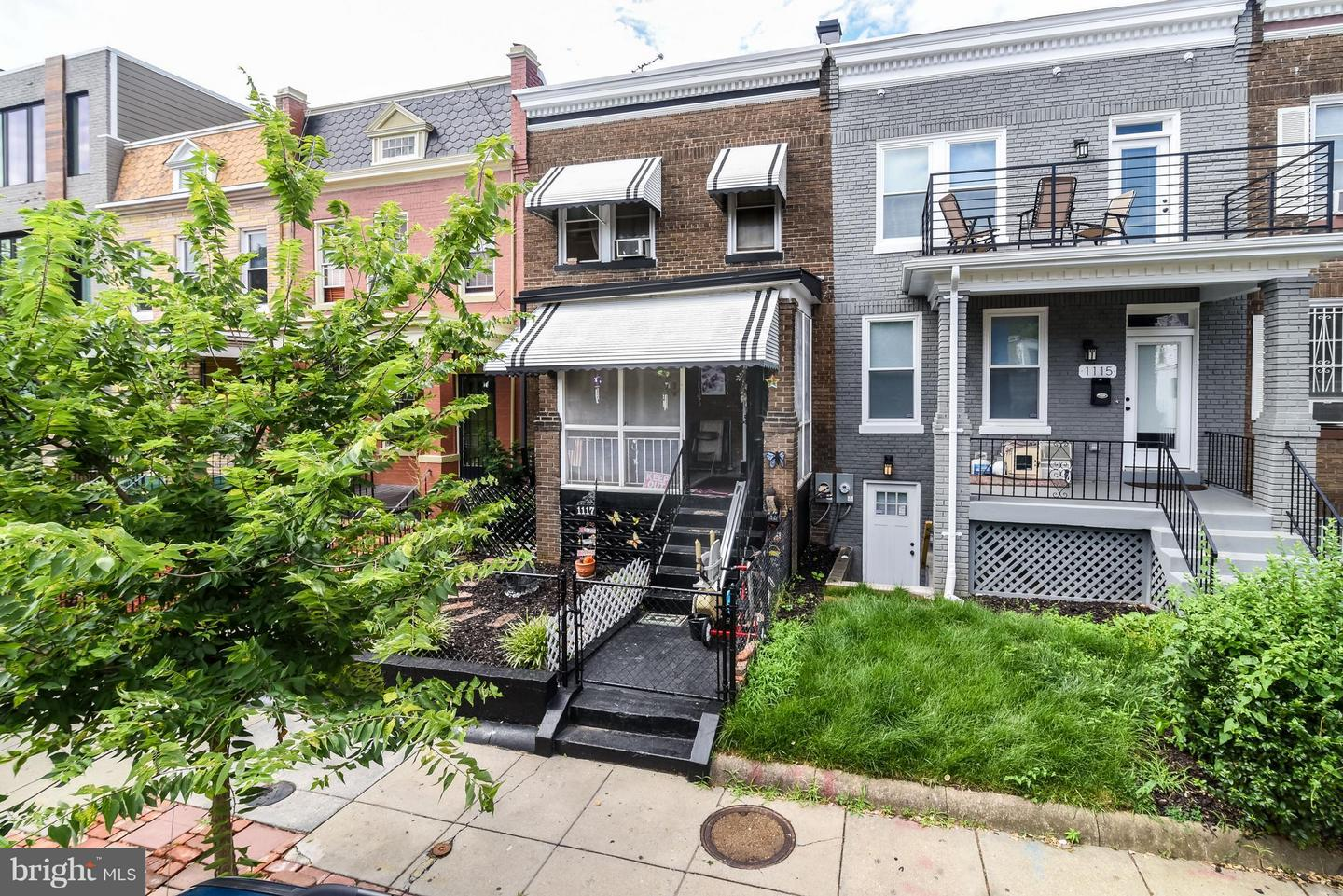 Single Family for Sale at 1117 Morse St NE Washington, District Of Columbia 20002 United States