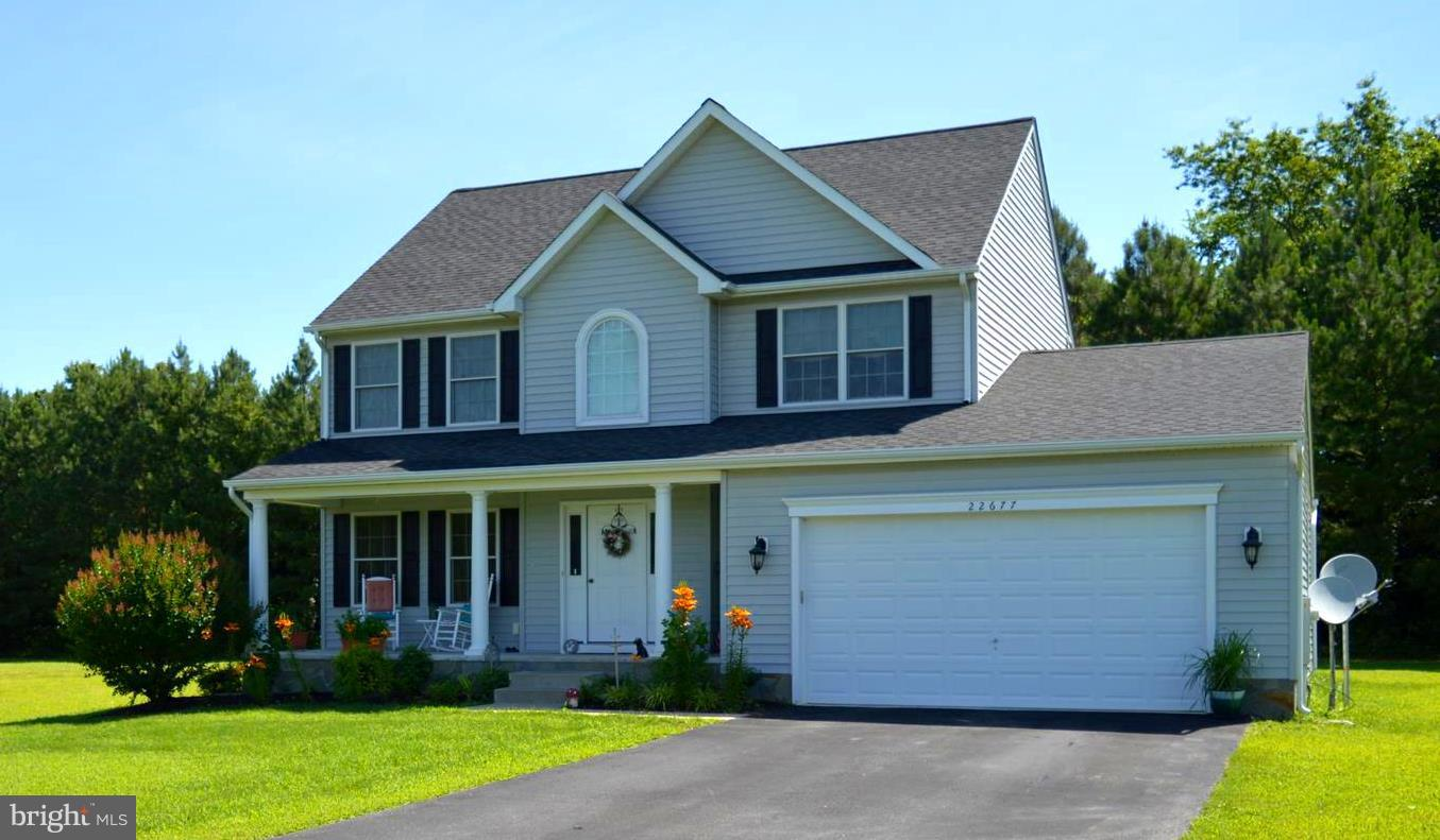Single Family for Sale at 22677 Camryns Way Queen Anne, Maryland 21657 United States