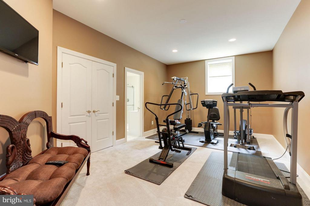 Fitness Room - 18572 SEMINOLE CT, LEESBURG