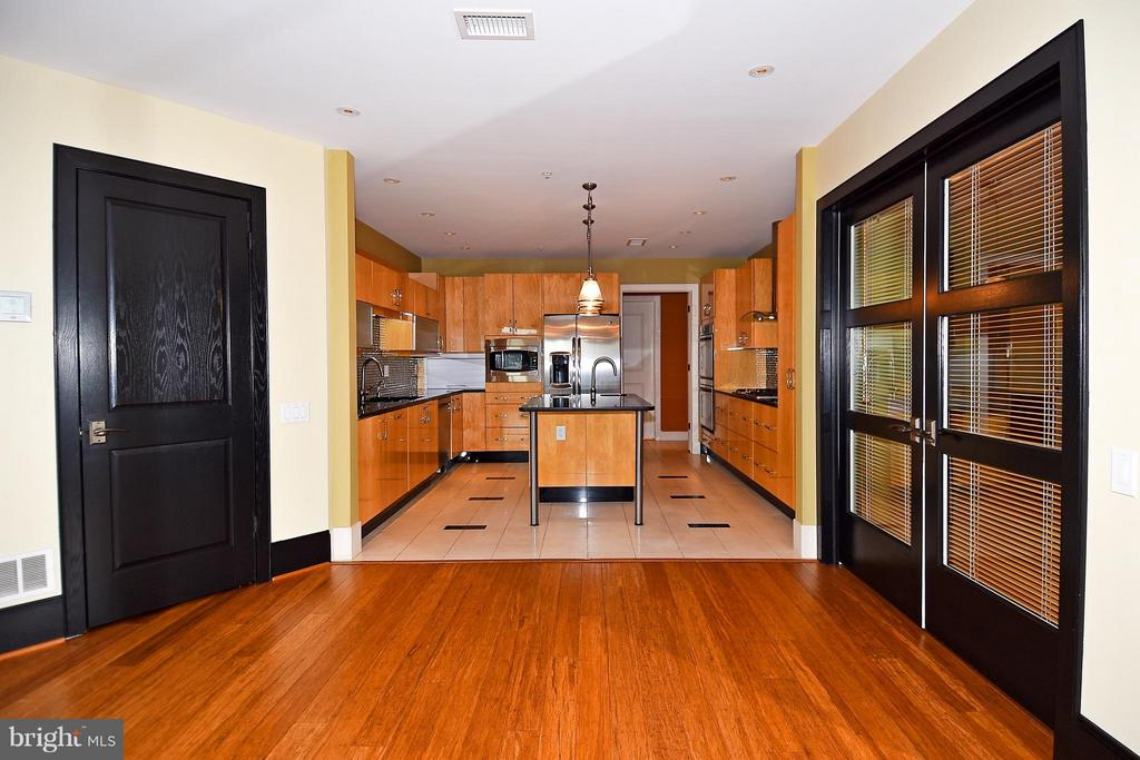 Kitchen - 2900 K ST NW #607, WASHINGTON