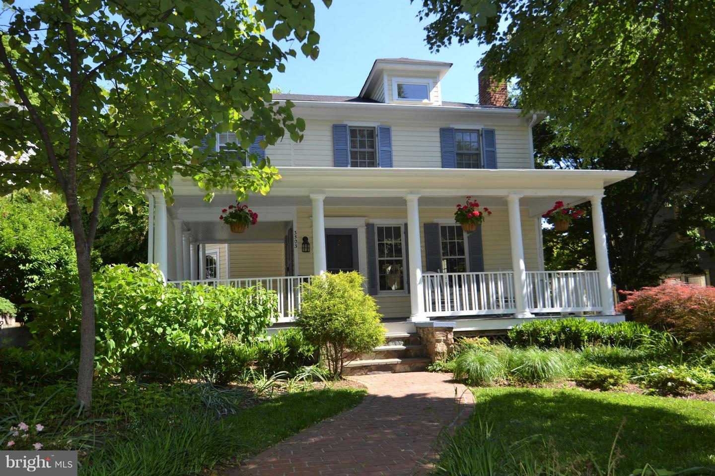 Other Residential for Rent at 3503 Shepherd St Chevy Chase, Maryland 20815 United States