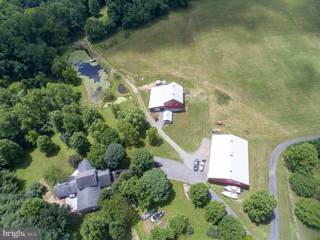 Farm for Sale at 4520 Flintville Rd Whiteford, Maryland 21160 United States